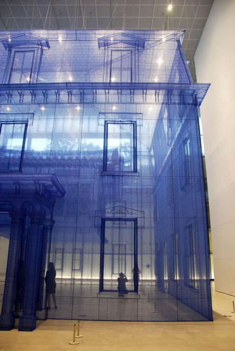 Do Ho Suh, Home Within Home at the National Museum of Modern and Contemporary Art, Seoul.