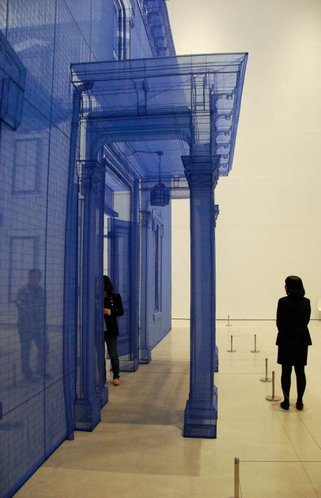 Do Ho Suh, Home within Home within Home within Home within Home