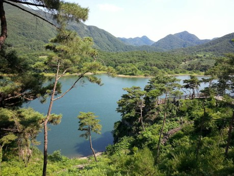 Goesan Lake