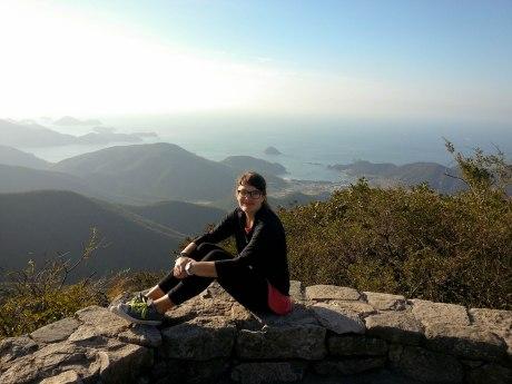 Geumsan Mountain, Namhae Island