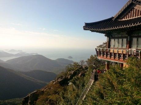 Boriam Temple, Namhae Island