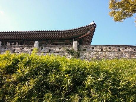 Chokseongnu Pavilion in Jinju