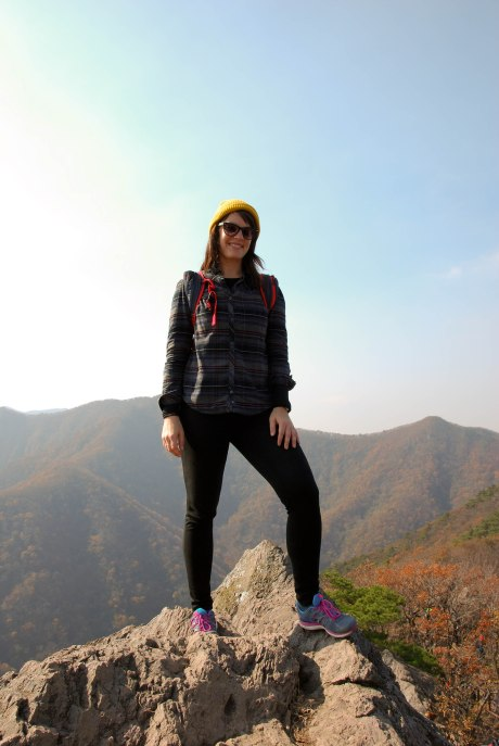 Bulchubong Peak, Naejangsan National Park