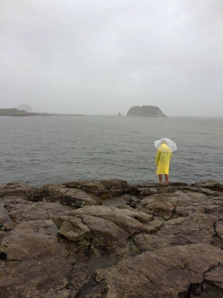 David and the South Sea, Jeju Island